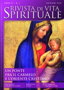 Copertina di 'Rivista di vita spirituale (2013) vol.1'
