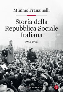 Copertina di 'Storia della Repubblica Sociale Italiana 1943-1945'