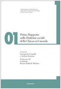 Copertina di 'Primo rapporto sulla dottrina sociale della Chiesa nel mondo'