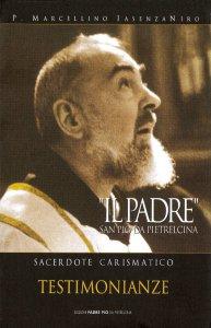 Copertina di 'Il Padre. San Pio da Pietrelcina. Sacerdote carismatico'