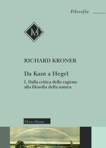 Copertina di 'Da Kant a Hegel. I'