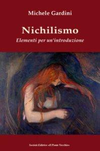 Copertina di 'Nichilismo. Elementi per un'introduzione'