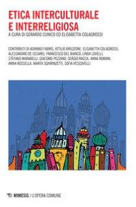 Copertina di 'Etica interculturale e interreligiosa'