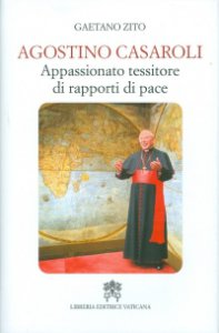 Copertina di 'Agostino Casaroli'