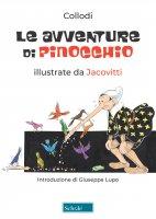 Le avventure di Pinocchio illustrate da Jacovitti - Carlo Collodi