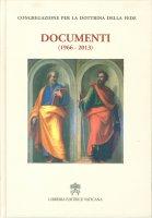 Documenti - Congregazione per la Dottrina della Fede