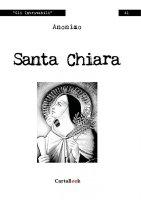 Santa Chiara - Anonimo