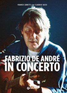 Copertina di 'Fabrizio De André in concerto'