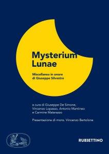Copertina di 'Mysterium lunae'