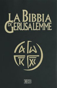 Copertina di 'La Bibbia di Gerusalemme (copertina in plastica)'
