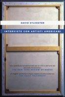Interviste con artisti americani - Sylvester David