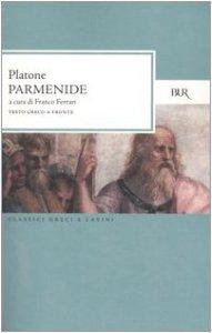 Copertina di 'Parmenide. Testo greco a fronte'