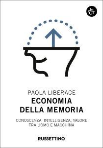 Copertina di 'Economia della memoria'