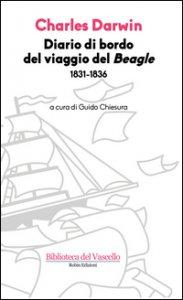 Copertina di 'Diario di bordo del viaggio del Beagle'