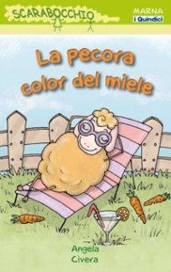 Copertina di 'La pecora color del miele'