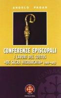 Conferenze episcopali - Pagan Angelo