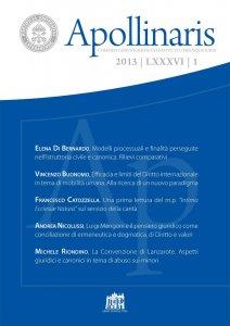 Copertina di 'Modelli processuali e finalità perseguite nell'Istruttoria civile e canonica. Rilievi comparativi'