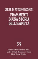 Frammenti di una storia dell'empietà - Antonio Rosmini