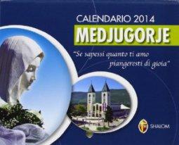 Copertina di 'Medjugorje. Calendario da strappo 2014'