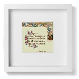 Copertina di 'Quadro Benedizione San Francesco d'Assisi'