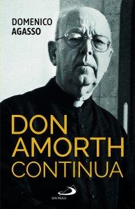Copertina di 'Don Amorth continua'