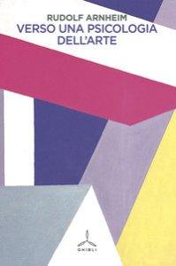 Copertina di 'Verso una psicologia dell'arte'