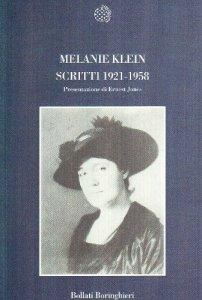 Copertina di 'Scritti 1921-1958'