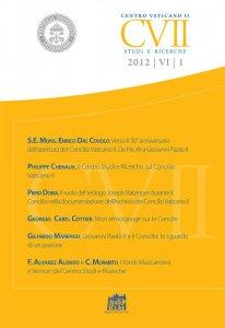 Copertina di 'Il Centro Studi e Ricerche sul Concilio Vaticano II'