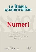 La Bibbia quadriforme. Numeri