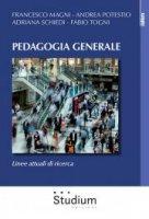 Pedagogia generale - Francesco Magni