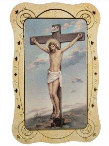Copertina di 'Immagine Sacra Gesù crocifisso (10 pezzi)'