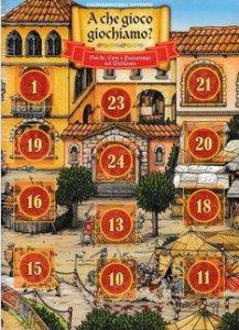 Copertina di 'Calendario dell'Avvento'