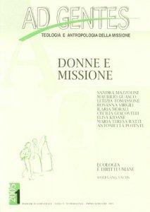 Copertina di 'Ad gentes (2005) [vol_1] / Donne e missione'