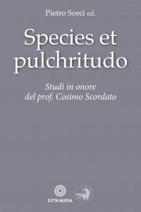 Copertina di 'Species et pulchritudo'