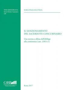 Copertina di 'Il sanzionamento del sacerdote concubinario'