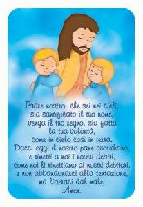 Copertina di 'Magnete Padre Nostro'