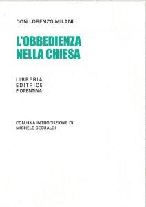 Copertina di 'L' obbedienza non è più una virtù. Speciale 150 anni dell'Unità d'Italia'