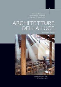 Copertina di 'Architetture della luce'