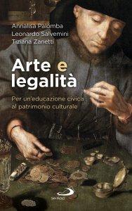 Copertina di 'Arte e legalità'