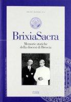 Brixia Sacra vol. 1-2