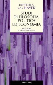Copertina di 'Studi di filosofia, politica ed economia'