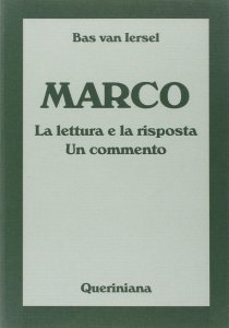 Copertina di 'Marco. La lettura e la risposta. Un commento'