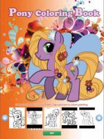 My Little Pony Colorissima 8