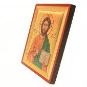 """Immagine di 'Icona in foglia oro """"Gesù Maestro""""'"""