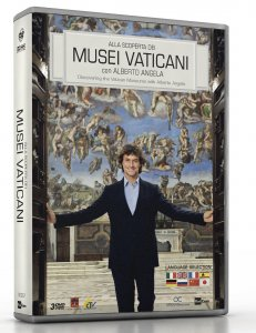 Copertina di 'Alla scoperta dei Musei Vaticani (3 DVD)'