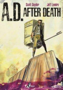 Copertina di 'A.D. After death'