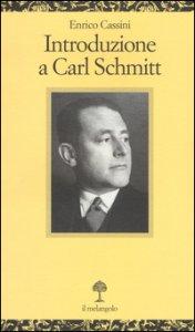 Copertina di 'Introduzione a Carl Schmitt'