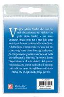 Immagine di 'Medaglia Maria che scioglie i nodi con laccio e preghiera in italiano'
