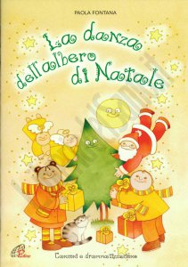 Copertina di 'La danza dell'albero di Natale'