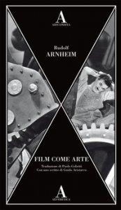 Copertina di 'Film come arte'